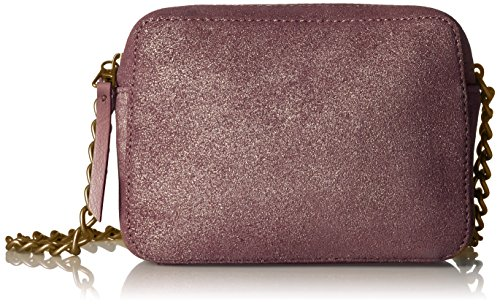 Dray Eggplant Small Lucky Bronze Crossbody HqBOwg