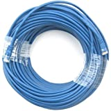 RiteAV - Cat5e Network Ethernet Cable - Blue - 200 ft.