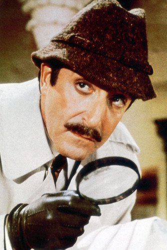We're still waiting for Inspector Clouseau