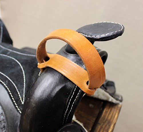 Leather Cowboys Night Latch Western Saddle Tack Cowgirl Rodeo