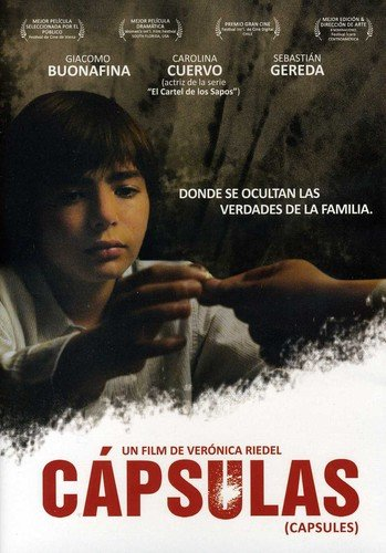 Capsulas [Reino Unido] [DVD]: Amazon.es: Cine y Series TV