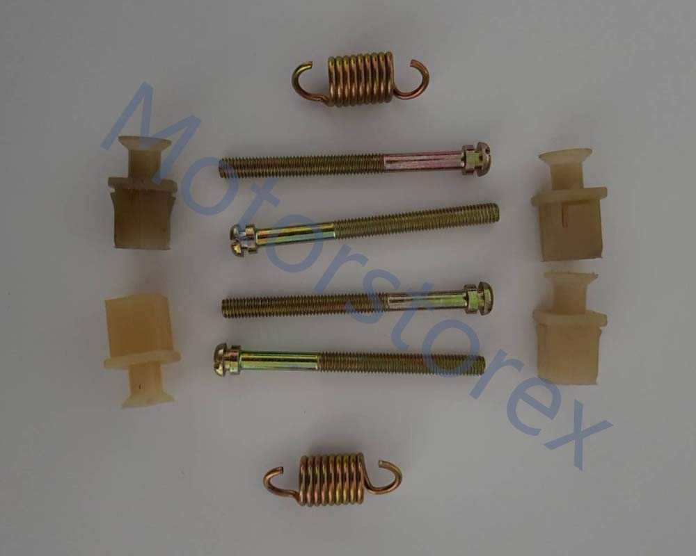 MotorStorex - Headlight Adjust screws set for Toyota Hilux 4Runner LN50 LN56 LN60 LN85 LN106 Pickup Truck 51GcKESs2yL