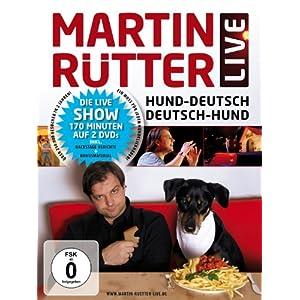 Martin Rütter - Live: Hund-Deutsch / Deutsch-Hund (2 Discs)