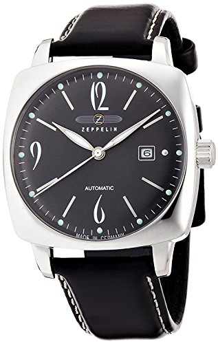 ZEPPELIN watch LZ121MEDITERRANEE gray 77502 Men's [regular imported goods]