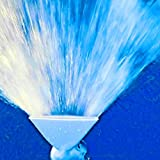 Pool Water Fountain + up to 10x Circulation for