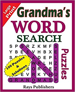 cussword puzzles crosswords for adults not your grammas puzzles crossword puzzles and word searches volume 1