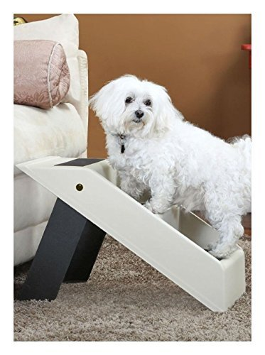 Folding Dog Stairs or Dog Steps – 3 Step Dog Ladder or Pet Stairs US Seller