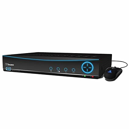 Swann 9 Channel 960H Home Security DVR with No HDD, Swann 4200 Series - SWDVR