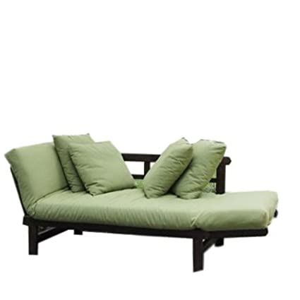 Amazon.com : Outside Sofa Lounger Reclining Patio Sofa Outdoor ...