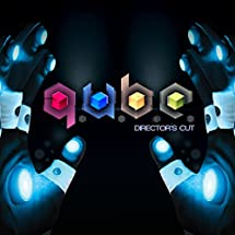 Q.U.B.E: Director's Cut (Cross-Buy) - PS4 [Digital Code]