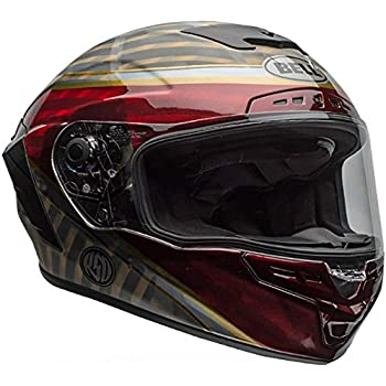 Bell Star MIPS Full-Face Motorcycle Helmet (RSD Gloss/Matte Candy Red Blast