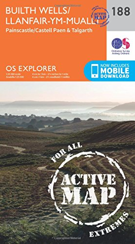 - Builth Wells, Painscastle and Talgarth (OS Explorer Map)