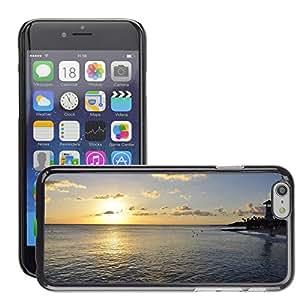 """Print Motif Coque de protection Case Cover // M00158842 Sunset Rep Dom agua de mar azul // Apple iPhone 6 6S 6G PLUS 5.5"""""""