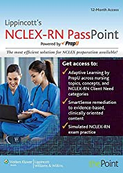 Image of the product LWW NCLEX RN Passpoint; that is listed on the catalogue brand of .
