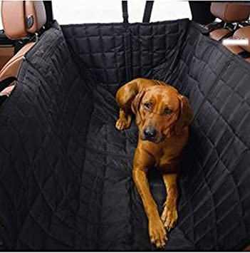 Thick Deluxe Quilted Dog Car Seat Cover Well Insulated Water