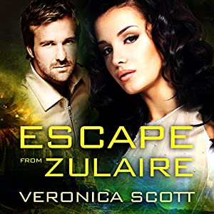 Escape from Zulaire Audiobook