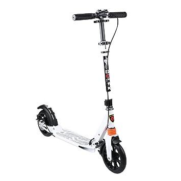 BULEX Plegable City Roller Patinete Trick Kick Patinete Kick ...