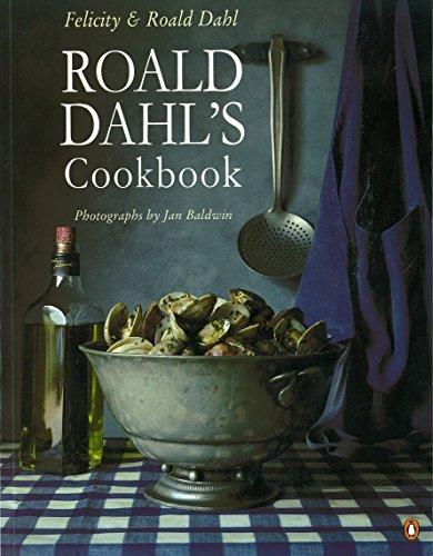Roald Dahl's Cookbook (Penguin Cookery Library) by Roald Dahl