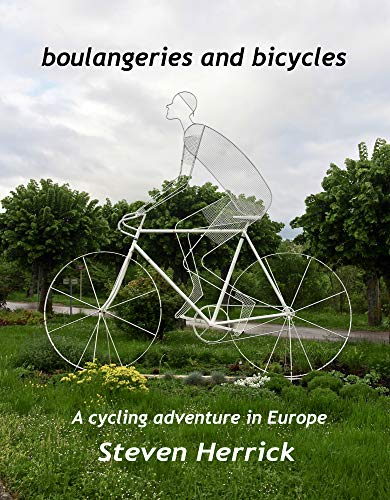 boulangeries bicycles cycling adventure Eurovelo ebook product image