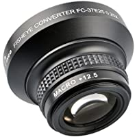 Pixco 37mm 0.25X Super Fisheye Wide Angle Lens
