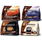 Senseo 4-flavor Coffee Variety Pack - Bolder (Pack of 4) by Senseo