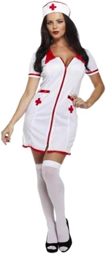Henbrandt - Disfraz de enfermera para mujer, talla única (U20 157 ...