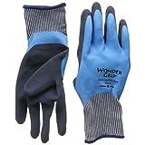 Wonder Grip WG318M   318 Rubber Full Coat Gloves, Medium