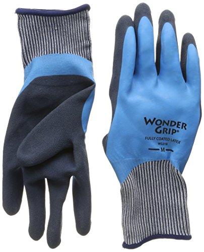 Atlas Glove WG318M Medium Double Dipped Latex Coated Gloves