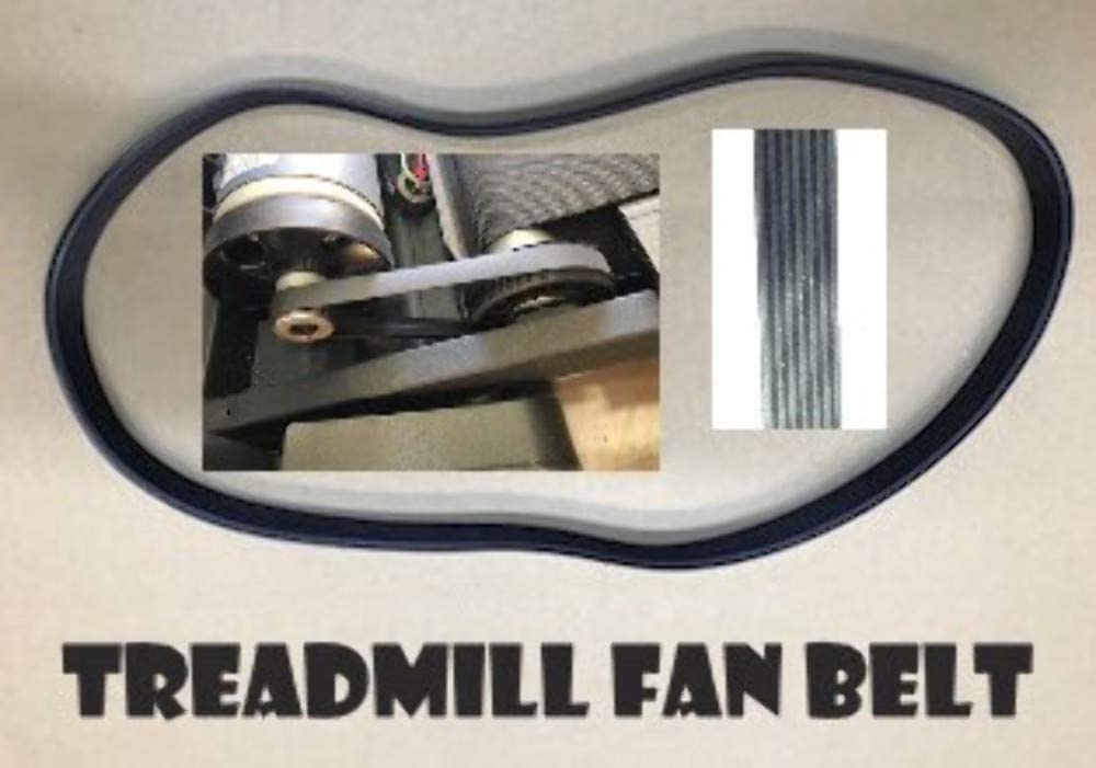 TREADMILL DRIVE MOTOR BELT Belt Part Number 118017 with 8 Ribs