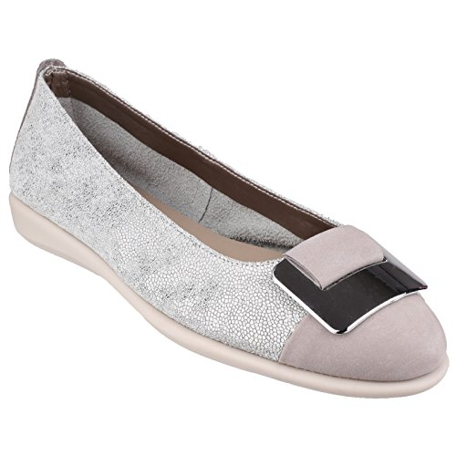 The Flexx Damen Rise N Curry Ballerinas Braun