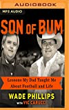 img - for Son of Bum: Lessons My Dad Taught Me About Football and Life book / textbook / text book