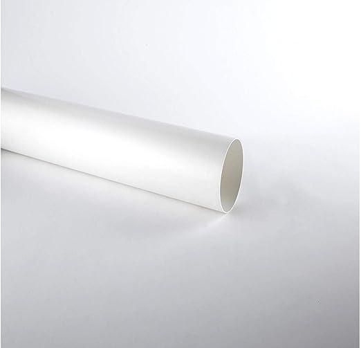 Elica KIT0121000 Extensión de tubo accesorio para campana de estufa - Accesorio para chimenea (Extensión de tubo, Blanco, Elica, Nikolatesla, 1000 mm, 15 cm): Amazon.es: Hogar
