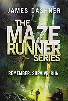 The Maze Runner Series 1524714348 Book Cover