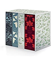 The Brontë Sisters: Jane Eyre, Wuthering Heights, The Tenant of Wildfell Hall, Villette (Penguin Clothbound Classics)