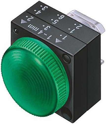 Red 3SB30016BA20 Concentric Ring Lens Siemens 3SB30 01-6BA20 Indicator Light
