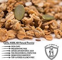 Super 5 semillas de granola, 4 lb por Gerbs – Top 12 ...