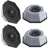 DOITOOL ve Gürültü Önleme Çamaşır Makinesi Desteği, 4 Adet Gürültü Azaltıcı ve Kaymayan Çamaşır Makinesi Ayak Pedleri…