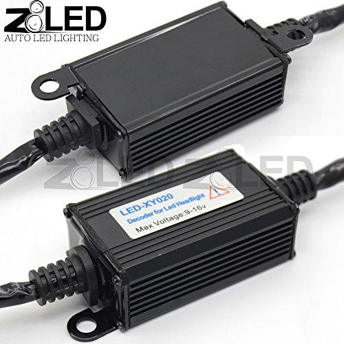 Headlight Conversion Anti flicker Resistor Adaptors