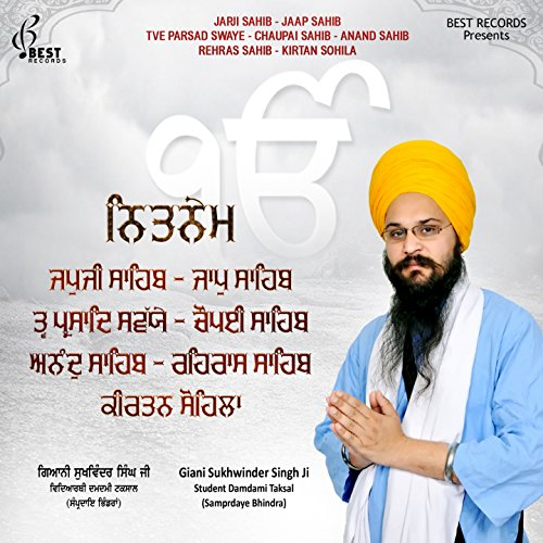 Nitnem (Best Of Sukhwinder Singh)