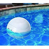 WL Waterproof Wireless Bluetooth Floating Sound System - White by White Label