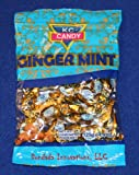KC Ginger Mints - 3 PACK - 3 x (100g / 3.52oz)