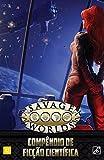capa de Compêndio de Ficção Científica - Coleção Savage Worlds