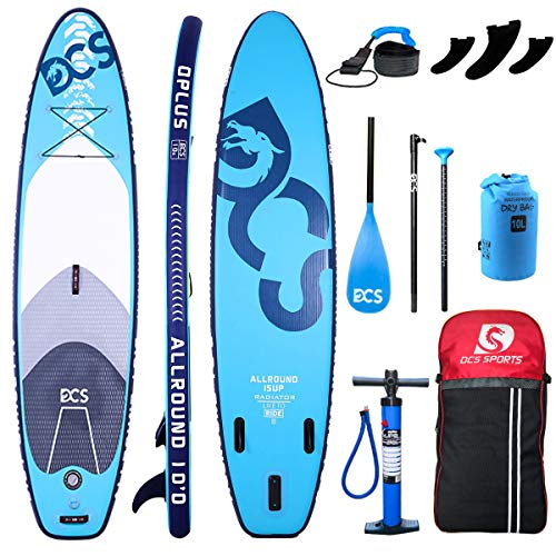 "Airgymfactory Inflatable Stand Up Paddle Boards Premium SUP Accessories & Carbon Fiber Adjustable Paddle & Inflation and Deflation Double Action Bravo Pump 10'/10'6""/12'6"""