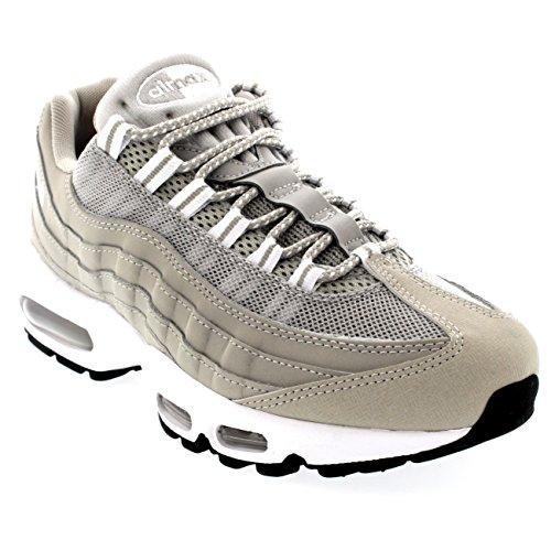 Air Scarpe 058 Max granite Nike 95 White grey Black Da Uomo Grigio Ginnastica x1Hwqq