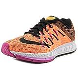 NIKE Air Zoom Elite 8 Running Shoe - Women's Bright Citrus/Fuchsia Glow (6.5)