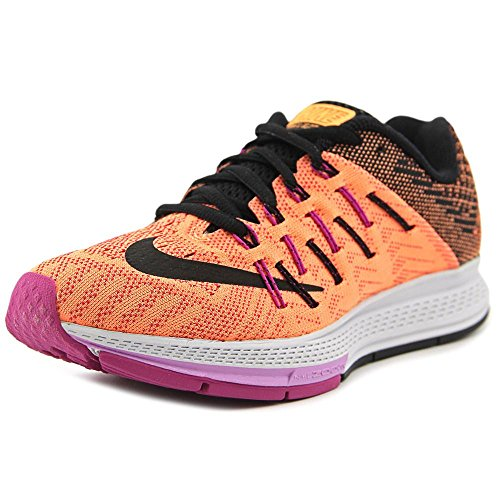 NIKE Air Zoom Elite 8 Running Shoe - Women's Bright Citrus/Fuchsia Glow (6.5) by NIKE