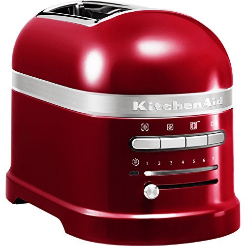 KitchenAid KMTECA Tostadora W color rojo
