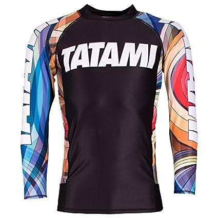 Tatami Fightwear Essential Psychedelic Rash Guard