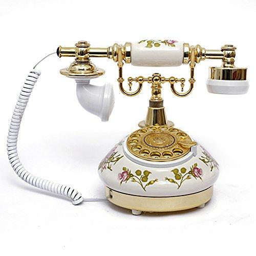 vintage rotary telephone - 2