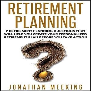 Retirement Planning Audiobook